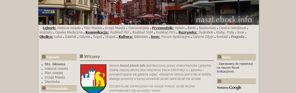 naszLebork.info